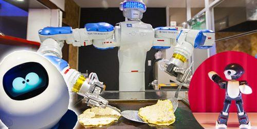 ロボットの世界を楽しむ(画像引用:変なホテル公式サイト)