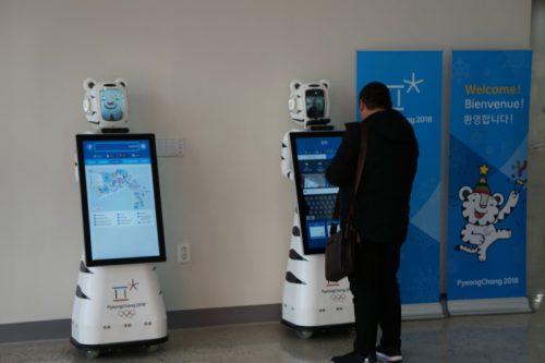 案内ロボット(引用:ロボスタ)