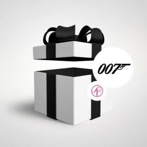 SF Films Finland – James Bond juhlajulkaisu