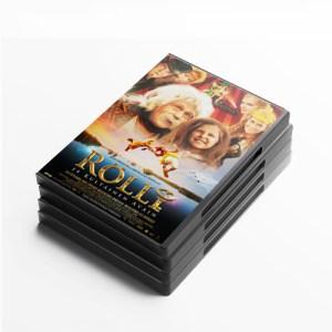 Matila Röhr Productions Oy Rölli-elokuvapaketti