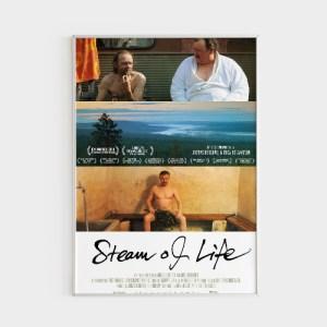 Steam of Life (Miesten Vuoro) -juliste (Joonas Berghällin signeeraama)