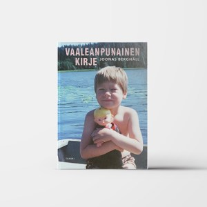 Joonas Berghäll – Vaaleanpunainen Kirje (omistuskirjoituksella)