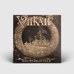 Viikate – Kuu Kaakon Yllä 10 vuotta-juhlajulkaisu (Kaarle Viikatteen signeeraama)