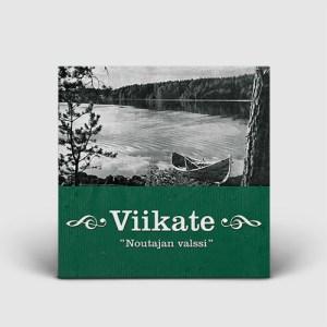 Viikate – Noutajan Valssi Vinyyli (Kaarle Viikatteen signeeraama)