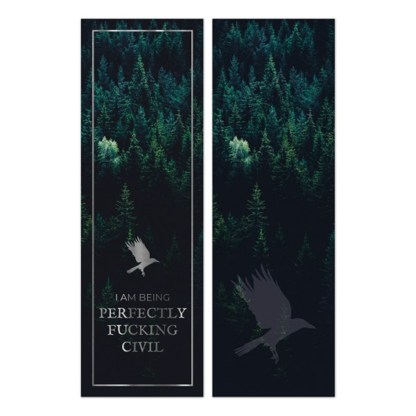 The Raven Boys Bookmark