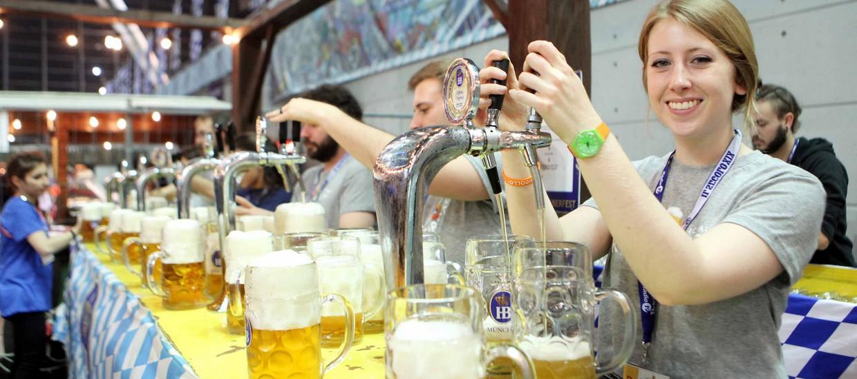 Oktoberfest Torino alla ricerca di personale