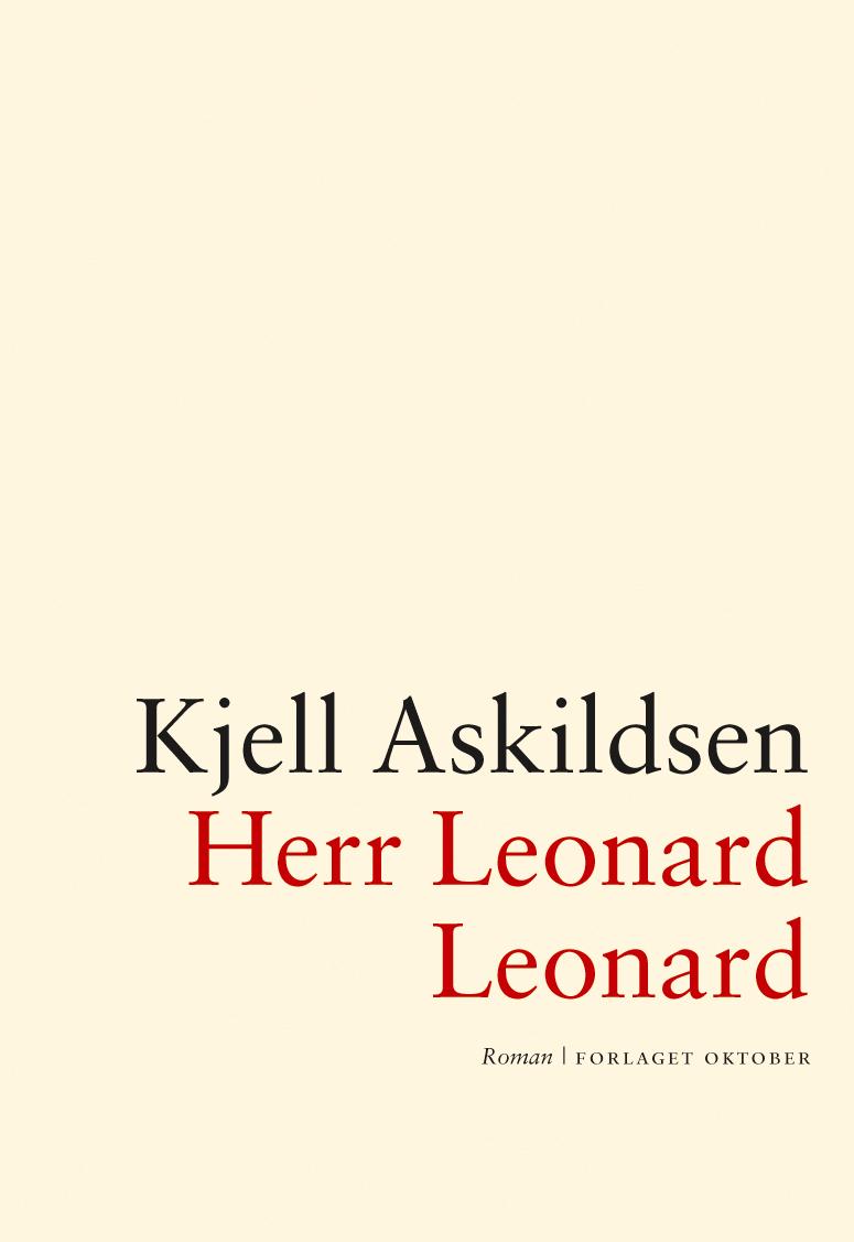 askildsen herr leonard leonard - serie 09 - forside til nett