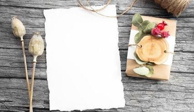 Come invecchiare un foglio di carta