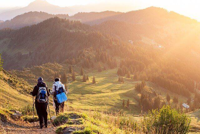 Come preparare un percorso di trekking