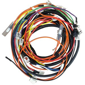 Lighting  Wire Harness Kits : Allis Chalmers Parts, OKtractor
