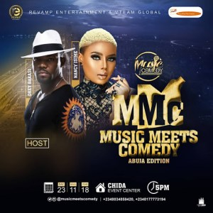 Music meets comedy Abuja edition