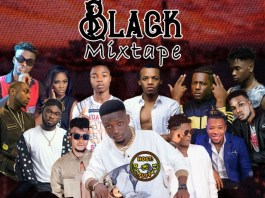 Dj MUFFY LI - Black Mixtape