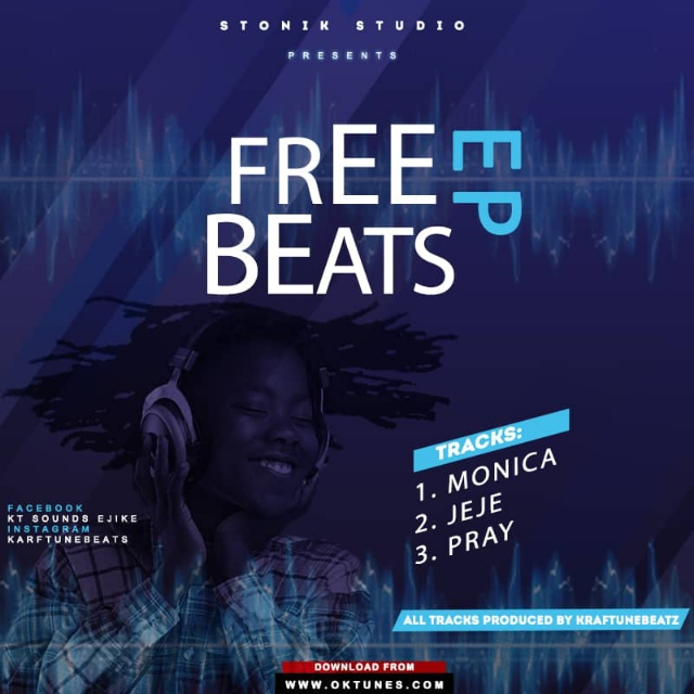 Freebeat Ep: Kraftunebeats