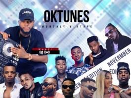 DJ R2 - Oktunes Monthly Mixtape(November Edition)