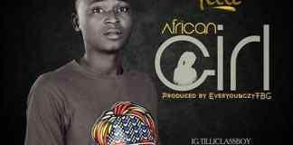 TILLI - AFRICAN GIRL