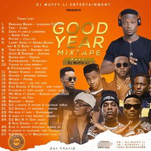 Dj Muffy Li - Good year mixtape
