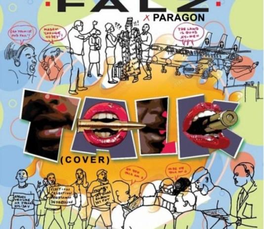 Paragon – Talk (Falz cover)