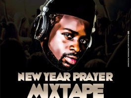 DJ Shine - New Year Prayer Mixtape