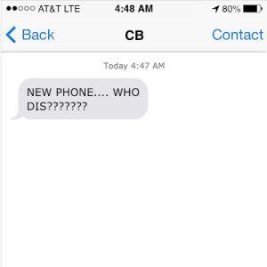 Chris Brown – Who Dis