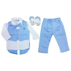 bebek 300x300 - Erkek Bebeklerin Giysileri Niçin Mavidir?