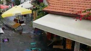 deprem1 300x168 - İzmir Depremi Sonrası Su Seviyesi Yükseldi, Türkiye'de Tsunami Olur Mu?