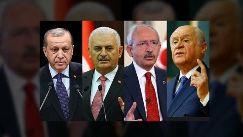 Geçmişten Günümüze Aynı Pozisyonda En Uzun Görev Yapan Türk Siyasetçiler