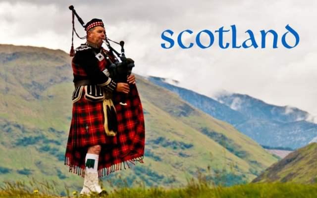 Gayda - İskoçya Hakkında Bilgiler