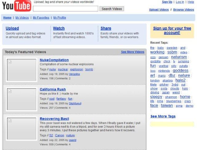 apple youtube ve digerleri web siteleri 90li yillarda nasil gorunuyordu 1 v7XX8YAE - Apple, YouTube ve Diğerleri: Web Siteleri 90'lı Yıllarda Nasıl Görünüyordu?