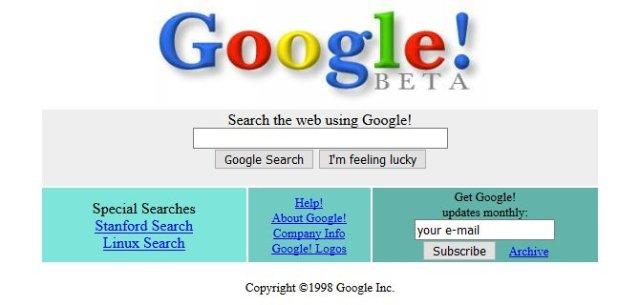 apple youtube ve digerleri web siteleri 90li yillarda nasil gorunuyordu 4 ezfYii8h - Apple, YouTube ve Diğerleri: Web Siteleri 90'lı Yıllarda Nasıl Görünüyordu?