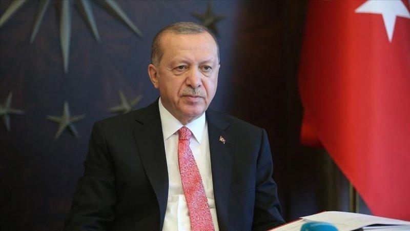 Erdoğan,Hırvatistan Cumhurbaşkanı Milanoviç ile telefonla görüştü