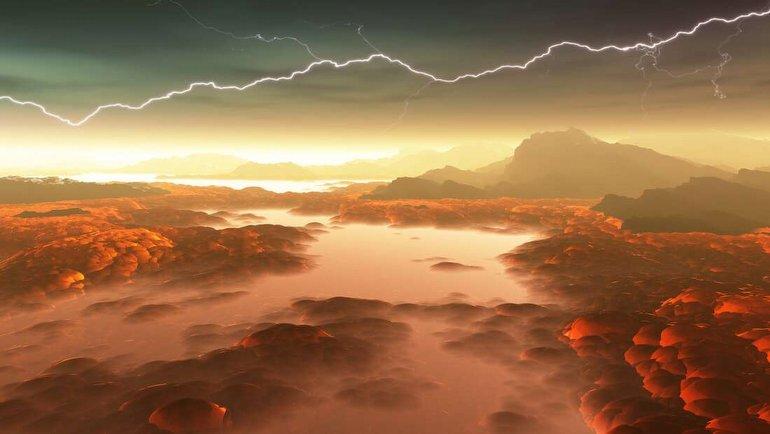 Dünya'yı Bekleyen Kötü Kader, Komşu gezegen Venüs'ün Geçmişinde Gizli, OkuGit.Com - Tarih, Güncel, Kadın, Sağlık, Moda Bilgileri Genel Bloğu