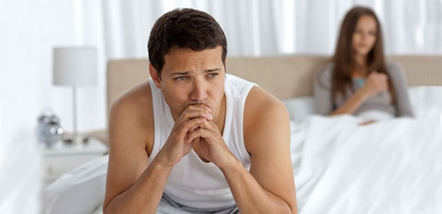 Erkeklerde erektil disfonksiyon (sertleşme bozukluğu)