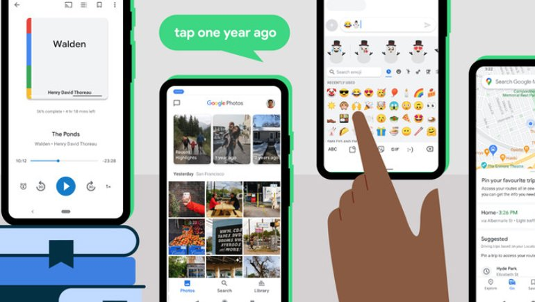 Google, Android'e Gelecek Olan Yeni Özellikleri Duyurdu, okugit