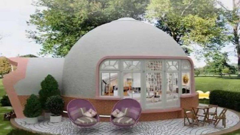 Japonya' da ki Köpük Evler