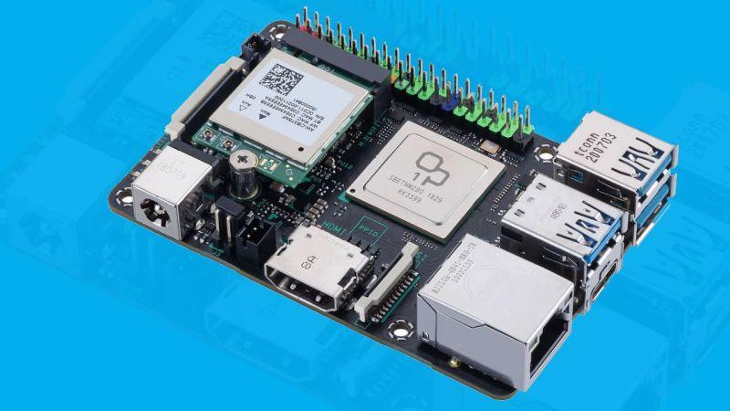 Raspberry Pi rakibi Asus Tinkerboard 2 ve 2S tanıtıldı