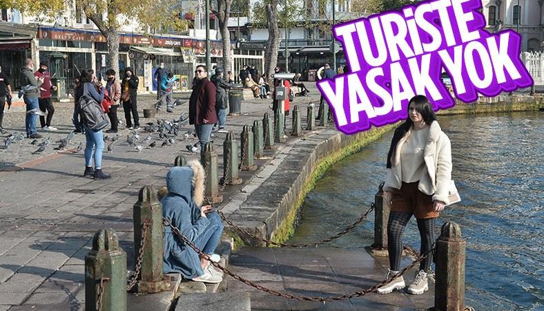 Turiste Yasak Yok