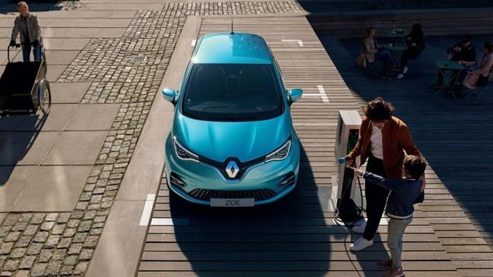 Yeni Renault ZOE, Avrupa'nın en çok satan elektrikli otomobili oldu, OkuGit.Com - Tarih, Güncel, Kadın, Sağlık, Moda Bilgileri Genel Bloğu