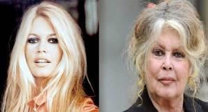 Brigitte Bardot 300x162 - Ünlülerin Genç ve Yaşlı Halleri