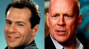 Bruce Willis 300x168 - Ünlülerin Genç ve Yaşlı Halleri