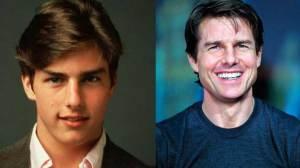 Tom Cruise 300x168 - Ünlülerin Genç ve Yaşlı Halleri