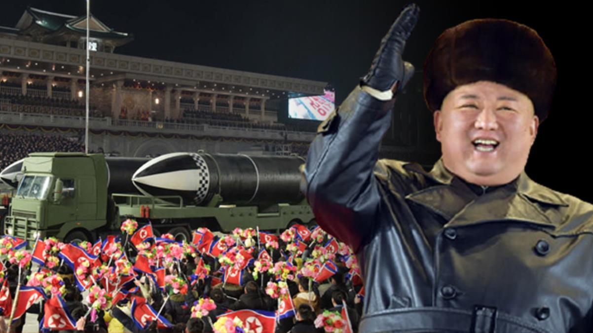Kuzey Kore lideri Kim Jong-Un'dan ABD'ye gözdağı: Dünyanın en güçlü silahı devlet kanalında tanıtıldı, OkuGit.Com - Tarih, Güncel, Kadın, Sağlık, Moda Bilgileri Genel Bloğu