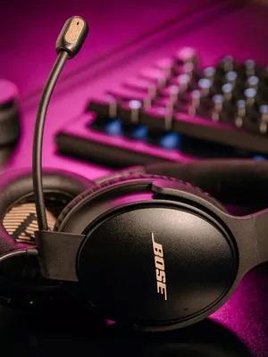 bose - En İyi Kablolu ve Kablosuz Oyun Kulaklıkları