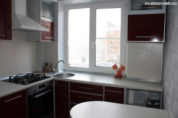 Дизайн проект малогабаритной кухни: составляем по всем ...