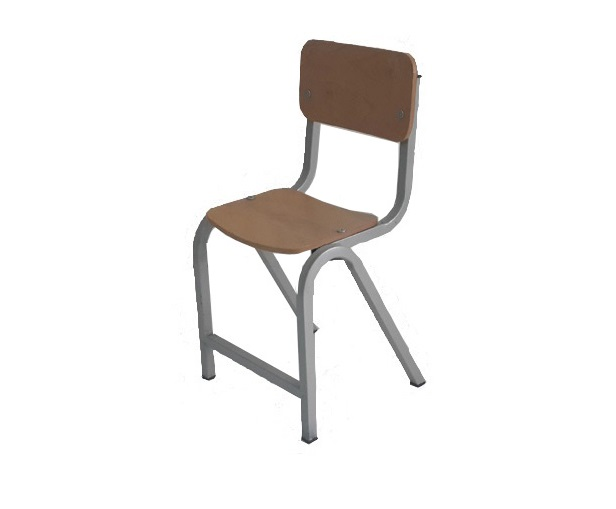 05 metal kreş sandalyesi