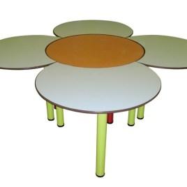 KRM-05 papatya kreş masası