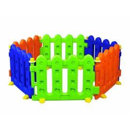 İMO-06 Plastik Çit ve Oynama Alanı