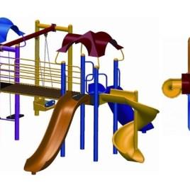 OPC-05 Çocuk Oyun Parkı