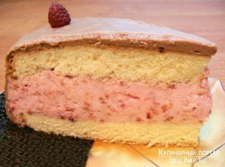 Торт 171Рождественская ночь187 Рецепт с фотографией