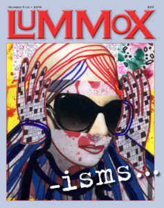 LUMMOX Number Five published by LUMMOC Press, 2016