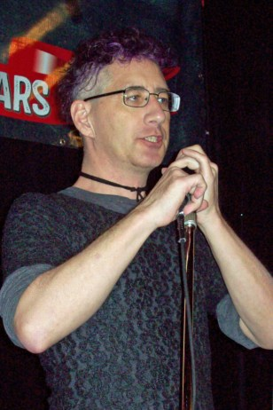 Phlip Arima at Art Bar Reading Series, April 4, 2017 in Toronto